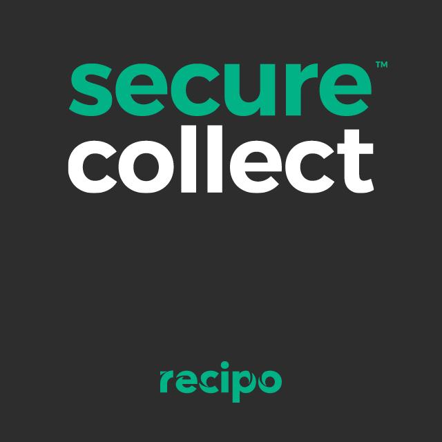 design-logo-subbrand-secure-collect-recipo