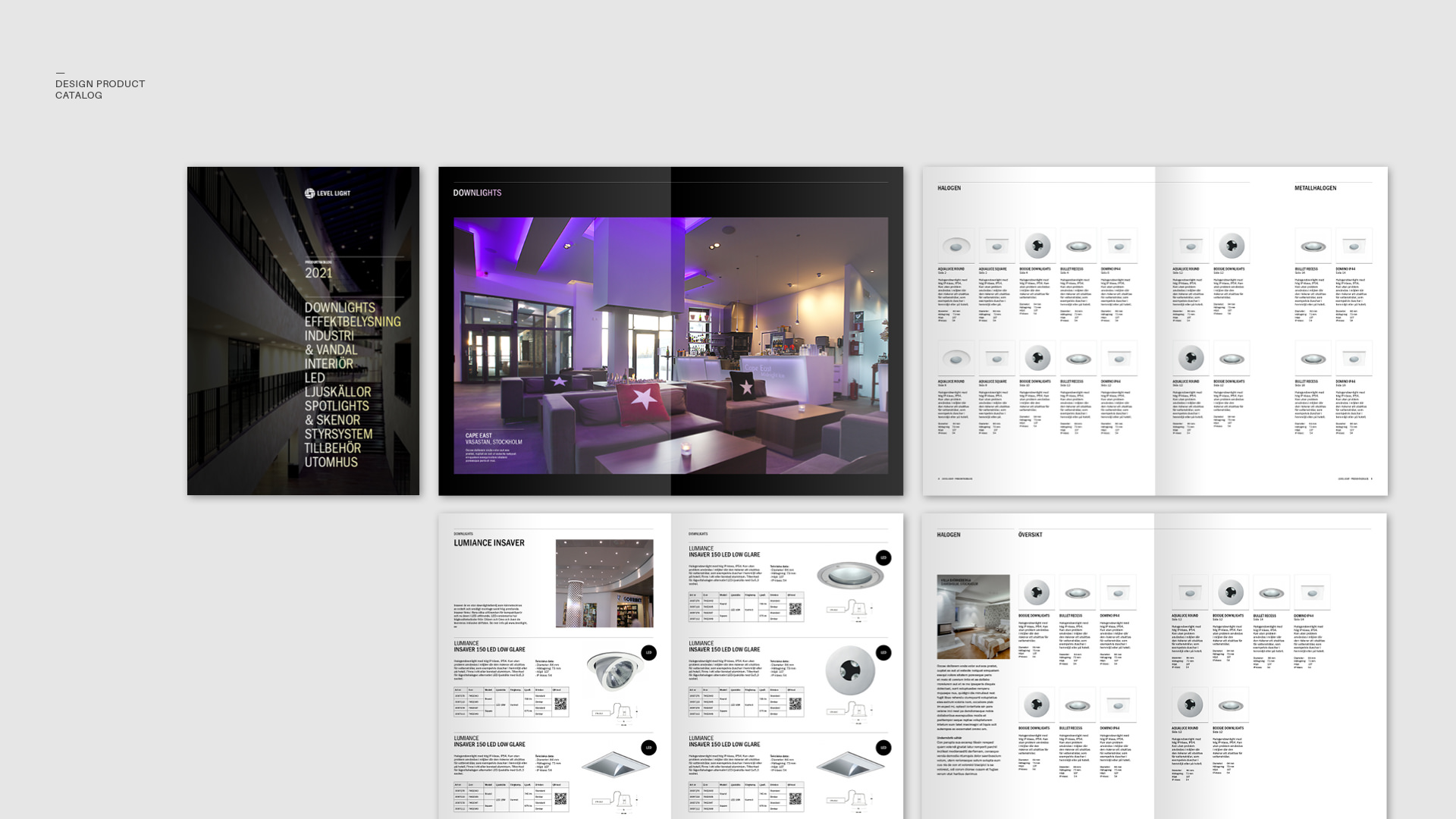 levellight-logotype-product-catalogue
