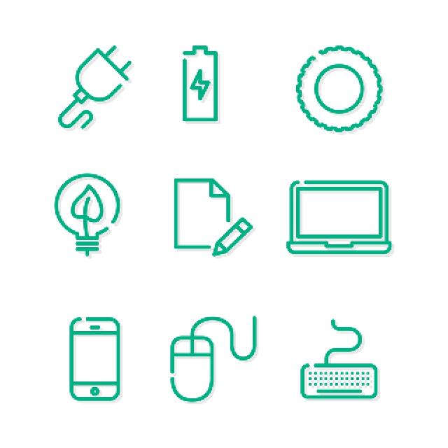recipo-icons-design